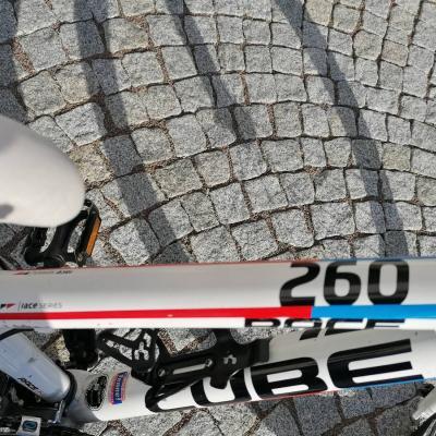 verkaufe mountainbike cube junior - thumb