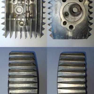 Zylinderkopf Piaggio - thumb