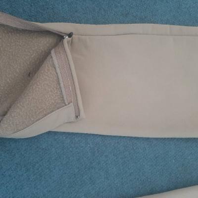 CMP Damenhose in beige Gr. Ital. 42 für die nass-kalten Tage zu verkau - thumb