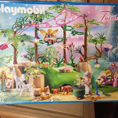 Playmobil Feenwald - thumb