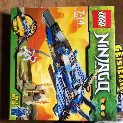 Lego Ninjago Jet - thumb