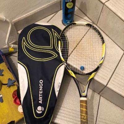 Tennisschläger - thumb