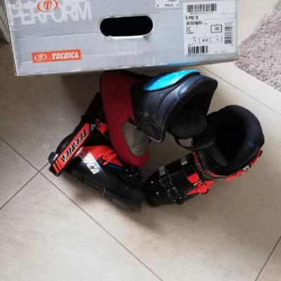 Skischuhe Tecnica R PRO 70 - thumb