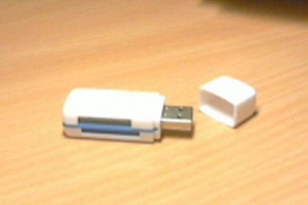 USB-Card Reader - Kartenlesegerät USB