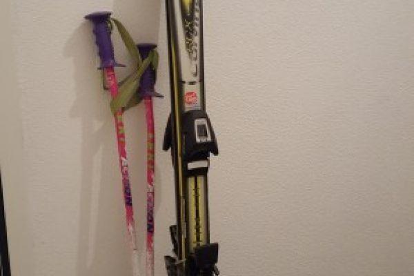 Kinderski Fischer 148 cm