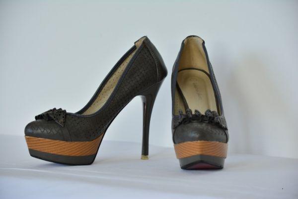 Ball Schuhe / High Heels Gr.40