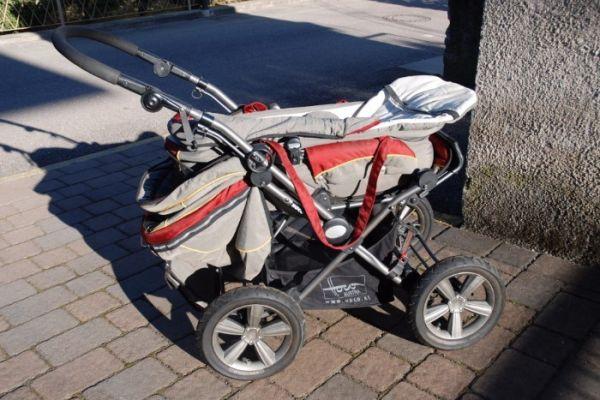 Kinderwagen in gutem Zustand zu verkaufen