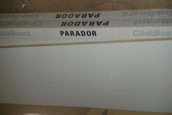 Parador Ausbauplatte