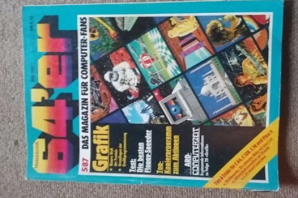 C64 Zeitschriften