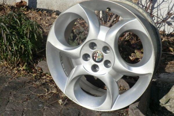 Alufelgen `17, Alfa Romeo 156