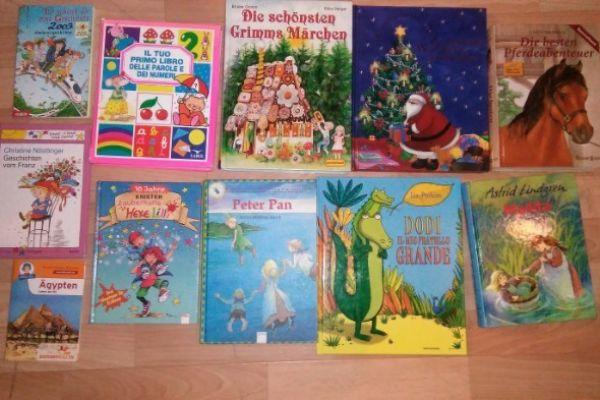 versch. Kinderbücher
