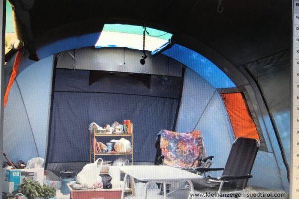 Tunnelzelt Marke Ferrino