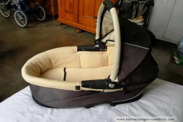 Babywanne für Bergsteiger Capri Kinderwagen