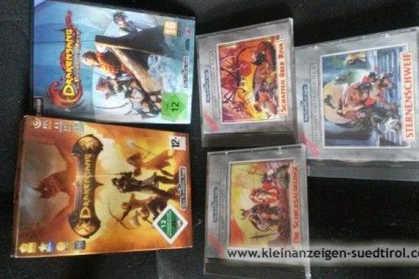 DSA (Das Schwarze Auge) PC-Spiele