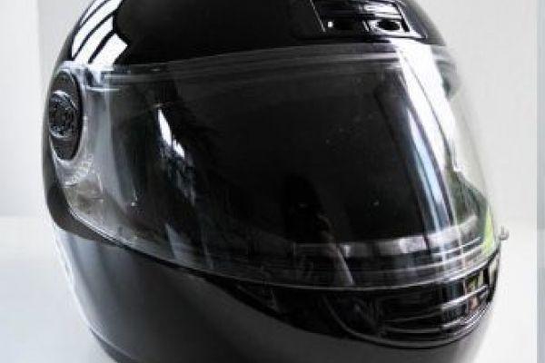 Günstiger Motorradhelm