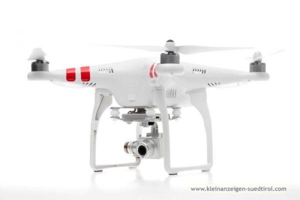 Drohne Dji Phantom 2 Vision Plus