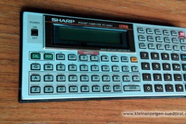 Sharp PC-1403H (90iger Jahre)