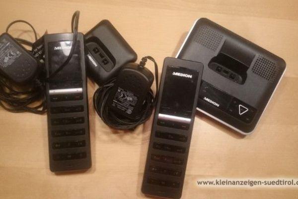 Verkaufe kabelloses Haustelefon