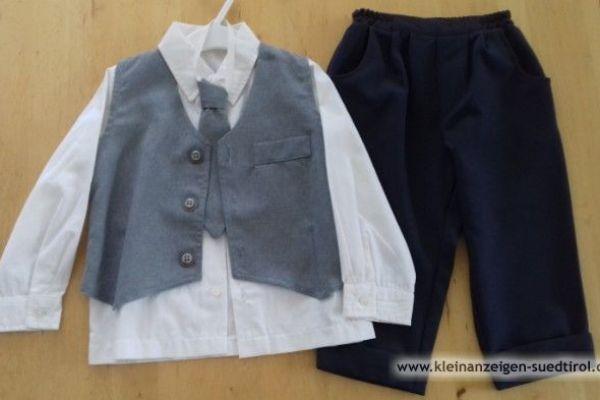 Anzug für kleinen Jungen 86/92 cm
