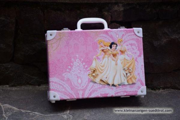Prinzessinnen Koffer