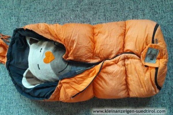 Mucki L Fußsack Odenwälder - orange