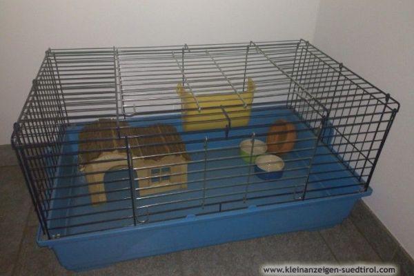 Käfig für Kanienchen