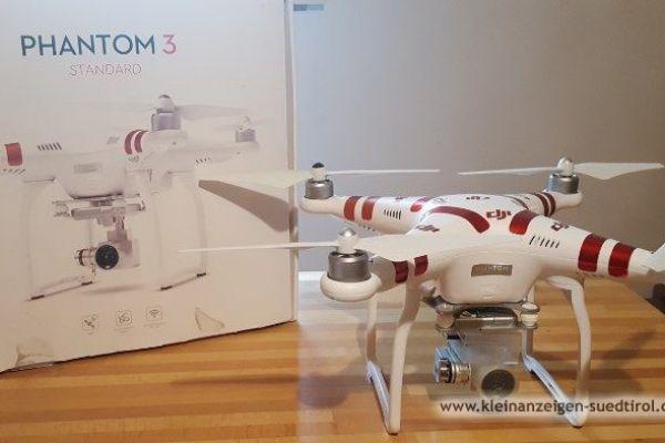 Drohne DJI Phantom 3 Standard zu verkaufen