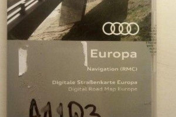 Neu SD Navi-Karte