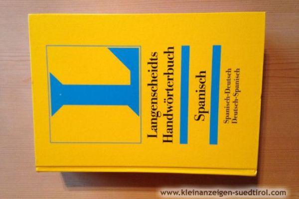 Langenscheidt Handwörterbuch Spanisch