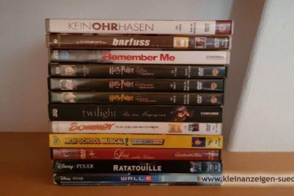 DVDs in deutscher Sprache