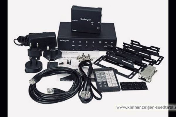 Video-Extender-Kit—Neu nie benutzt 140€