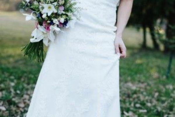 Wunderschönes Hochzeitskleid Gr.34