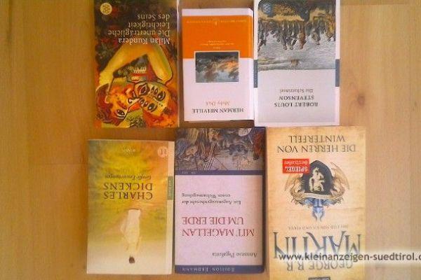 Buchpaket (Romane)