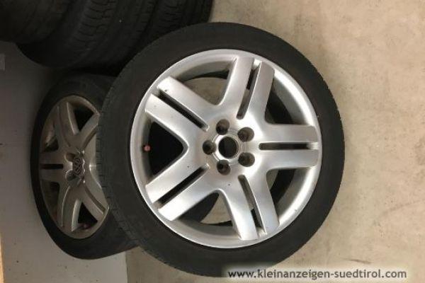 Felgen original VW
