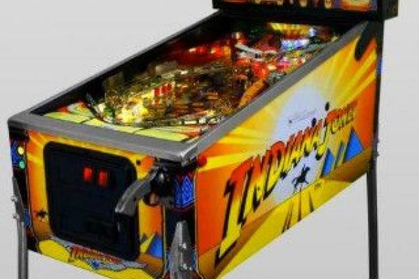Flipper Automt, Spielautomat