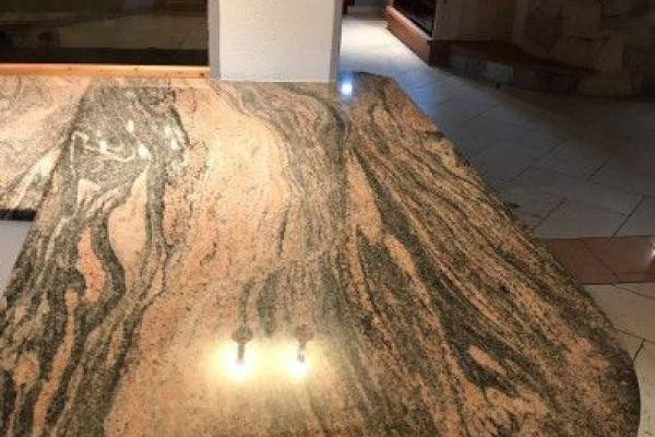Granitsteinplatte 2 Stück