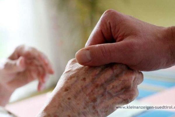 Vollzeit Pflegerin gesucht