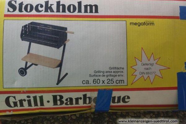 Unbenutzter, Neuer Holzkohlegrill zu verkaufen