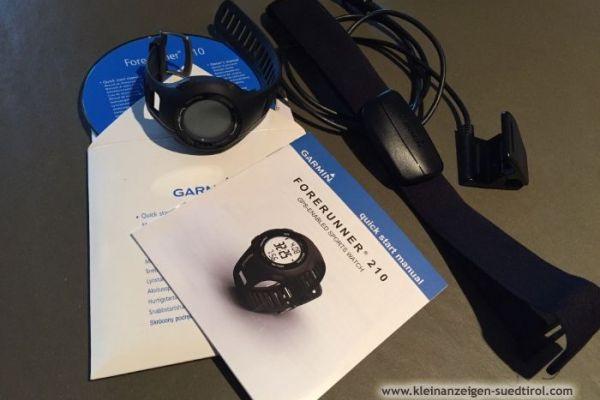 Sportuhr Garmin Forerunner 210 GPS