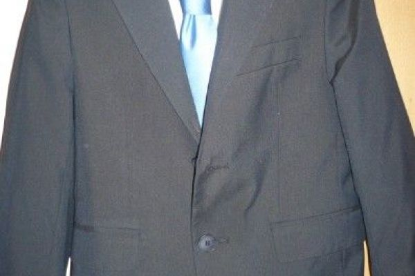Erstkommunion Anzug dunkelblau