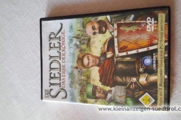 PC-Spiel Die Siedler