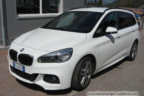 Verkaufe BMW Grand Tourer 220d X-drive Automatik