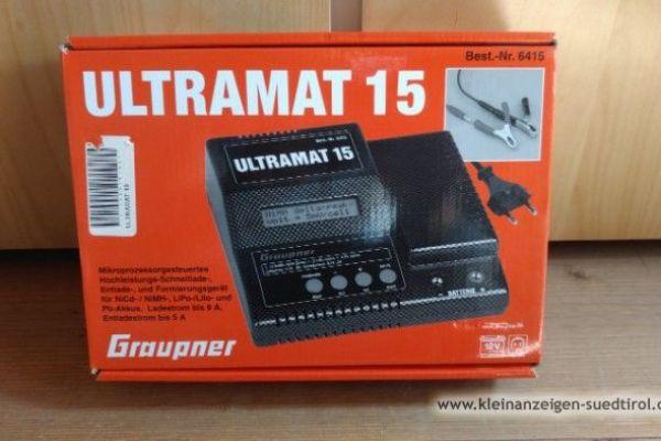 Graupner Ultramat 15