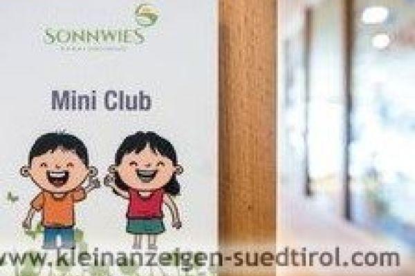 Kinderanimateur/in gesucht