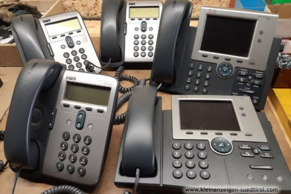 CISCO IP Telefone 7945 / 7911