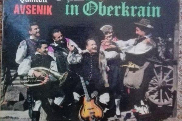 LP Slavko Avsenik und seine Original Oberkrainer