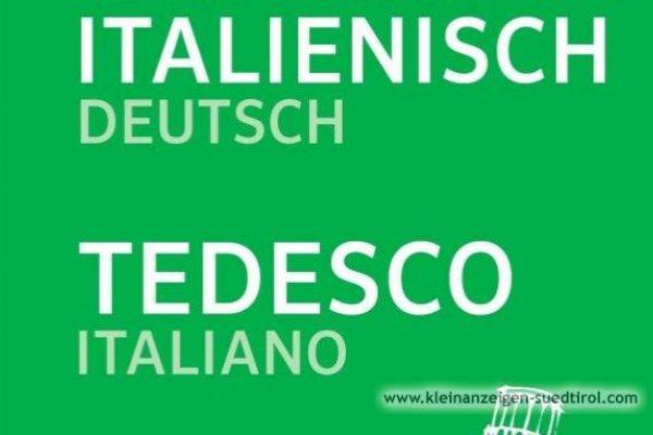 Suche Sprachpartner / Sprachpartnerin für Italiano