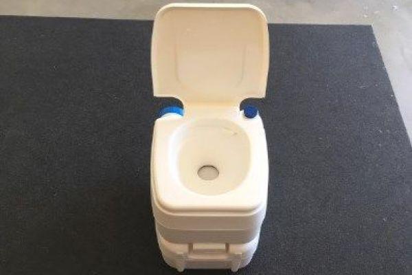 WC für das Auto