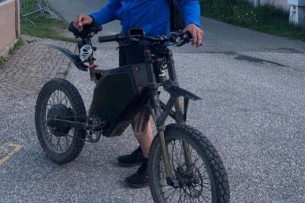 Verkaufe Leistungstarkes E-Bike