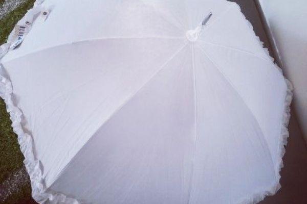 Verkaufe Hochzeitsschirm